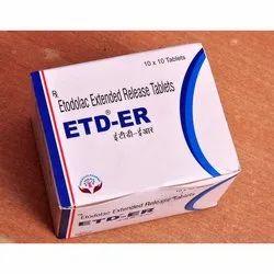 ETD-ER Tablets