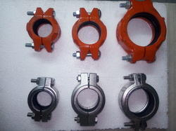 Grooved Galvanized Coupling