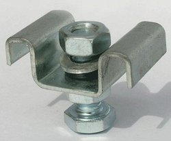 Aluminium , Brass Grating Clamp, Usage: Industrial, Domestic