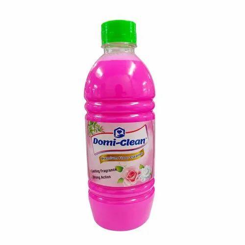 Pink Liquid Lasting Fragrance Perfumed Phenyl, Packaging Type: Bottle