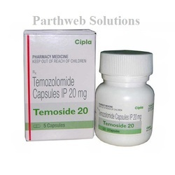 Temoside 20mg Capsule
