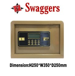 Swaggers storage safety locker