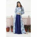 Ladies Cotton Indo Western Dress