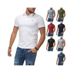 180 GSM Mens Corporate T Shirt