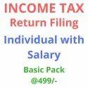 Income Tax Return Filing Individual ( Salaried Person)
