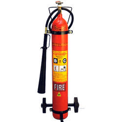 Safe Guard Fire Extinguisher