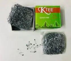 Ktee Nickel Safety Pin
