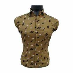Cotton Full Sleeves Fashionable Shirt