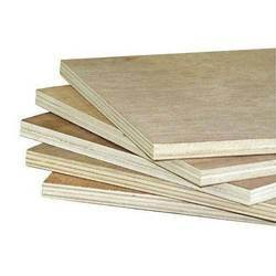 Brown 8 Feet Kitply Plywood, For Indoor