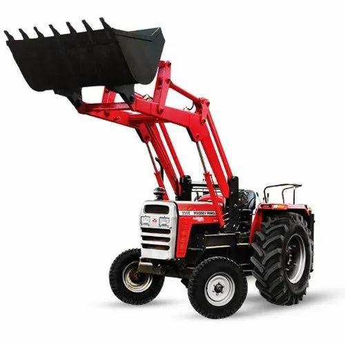 Massey Ferguson 9500 58 HP Super Shuttle Series Loader Tractor