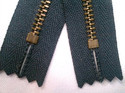 No 5 Jean Metal Zippers