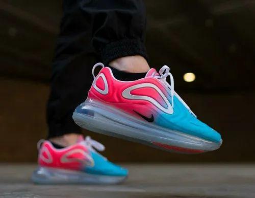 Multicolor Men Nike Airmax 720 Shoes