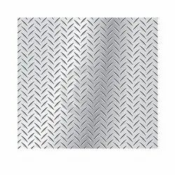 Stainless Steel 316L Chequered Plate