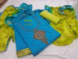 Star Dress Material