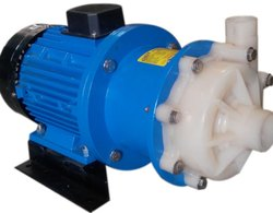 Polypropylene Magnetic Sealess Pumps for Industrial