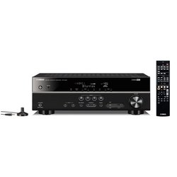 YAMAHA HTR-3067 5.1CH AV Receiver with Dolby TrueHD, DTS-HD Master Audio, USB, 3D & Ultra HD 4K Pass