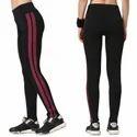Girls Gym Cotton Trouser