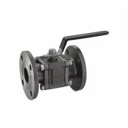 Zoloto Cast Steel Design Ball Valves