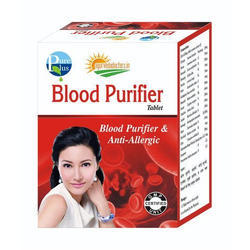Blood Purifier And Anti-Allergic Tablets Franchise