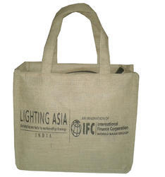 Manufacturer of Advertising and Promotional Jute Bags