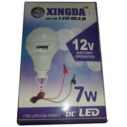 12 Watt Cool White DC Bulb, 12 V