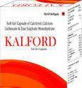 Soft Gel Capsule Of Calcitriol Calcium Carbonate and Zinc Sulphate Monohydrate