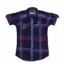 Blue Kids Shirt