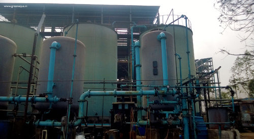 DM Plant Rubber Lining