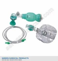 Hospital Resuscitator Bag Infant