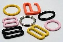 Multicolor Bra Rings Slider