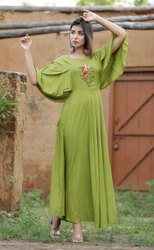 NEW DESIGNER ONE PIECE DRESS GOWN