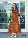 Kajal Style Ladies Kurtis