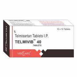 Telmisartan 40mg Tablet