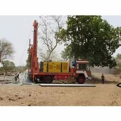 Commercial Building Masonry Borewell Contractor Service