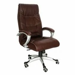 Brown High Back Executive Chairs