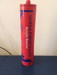 Food Grade URJA Acrylic Sealant, 310 Ml, Kg, Packaging Type: 300ml