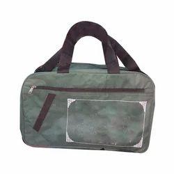 Rayon Multicolor Tourist Travel Bag