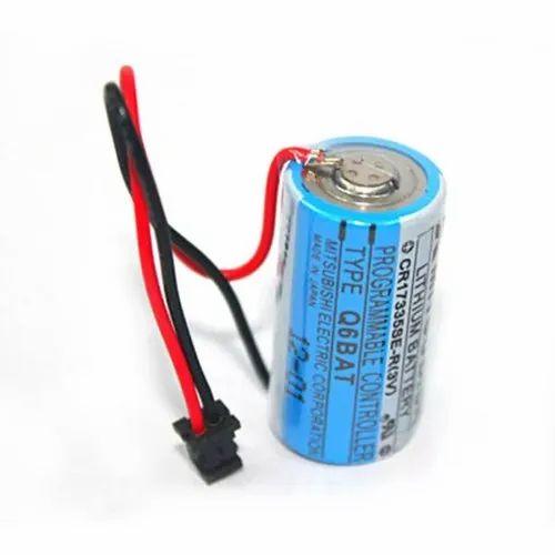 Akku Batterie 2600mAh für Toshiba ER6VC119A Servo Amplifier Controller Batterie