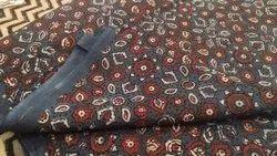 Ajarak Hand Block Print Fabric Cotton