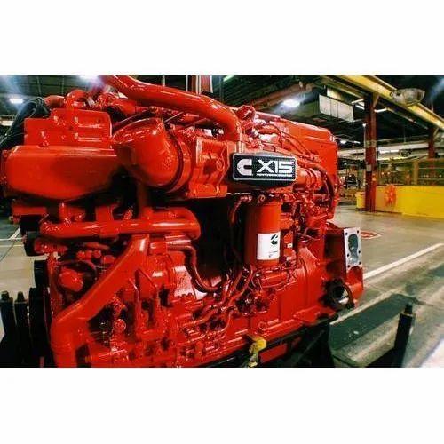 X15 Cummins Diesel Engine & Generator