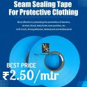 Blue  Cold Seam Sealing Adhesive Tape for PPE Suits
