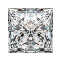Princess Cut AAA Quality Excellent Lab Grown Diamond