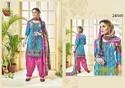 Cotton Printed Punjabi Salwar Kameez