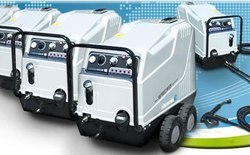 Mobile Steam Car Washing Equipments