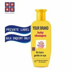 OEM Or Private Label Baby Hair Shampoo