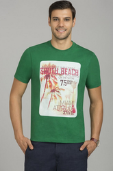 Tropical Green T-Shirt TMS1710