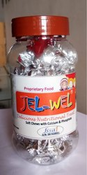 30 Soft Chue Tricalcium Phosphate Jel Well, 500 Mg