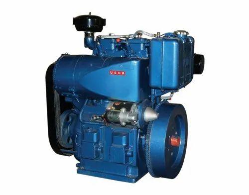 Double Cylinder 20 Hp Diesel Engine