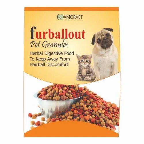 Furballout Pet Granules