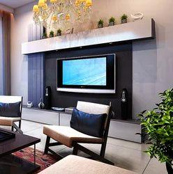 TV Wall Paneling